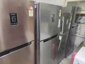 Samsung refrigerator convertible door lock 345 litre digital inverter