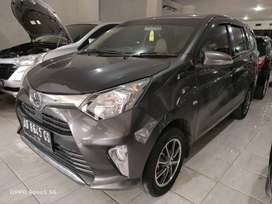 DP 15JT. Toyota Calya 1.2 G Manual 2018. Grey Metalik. KM Rendah.