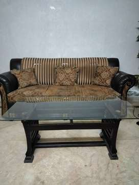 Sofa Set and Tables