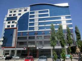 980 sqft Fully Furnished office on rent at Palasiya square Indore