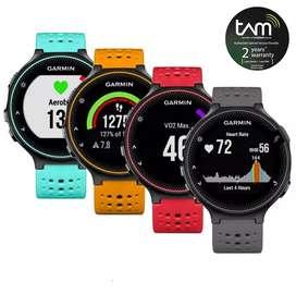 Garansi resmi TAM Garmin Forerunner 235 wrist based HR ORIGINAL.