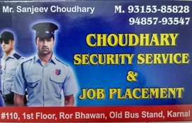 Choudhary Security Service & Job Placement
