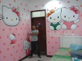 Penghias Lukisan Dinding