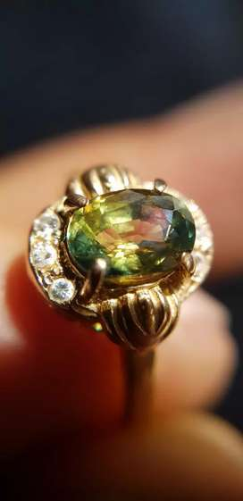 Multi Colours Ring