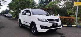 Fortuner G TRD 2014 Automatic