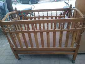 Baby cot large size,