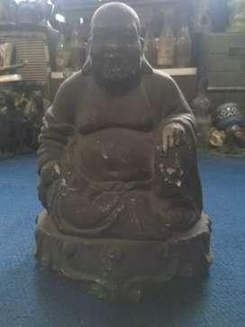 Patung dewa bahagia