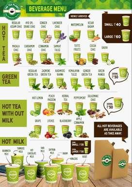 START YOUR BUSINESS TEA/COFFEE/CAFE/BUBBLE TEA FRANCHISE HIGH RETURNS
