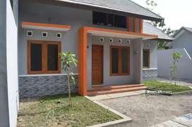 Rumah murah dekat toll dan KRL