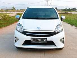 Toyota Agya G 2014 Bensin ccl.2,580 bos ku