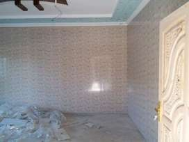 Labor available for pvc wall panel. Price mention is per sheet labor