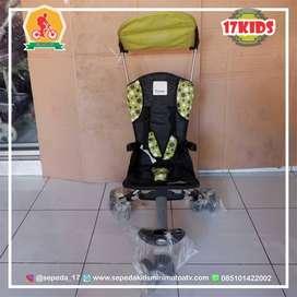 Stroller Baby iSport Cocolatte