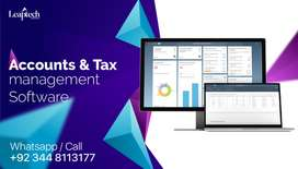 Web based accounts management system, accounts, reports, ERP