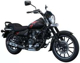 Bajaj avenger 220 street black colour