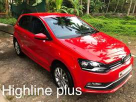 Volkswagen Polo Highline Petrol, 2018, Petrol