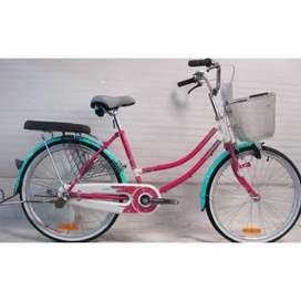 Sepeda United Keranjang X 24