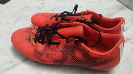 Soccer Shoes (Adidas, red Size UK10)