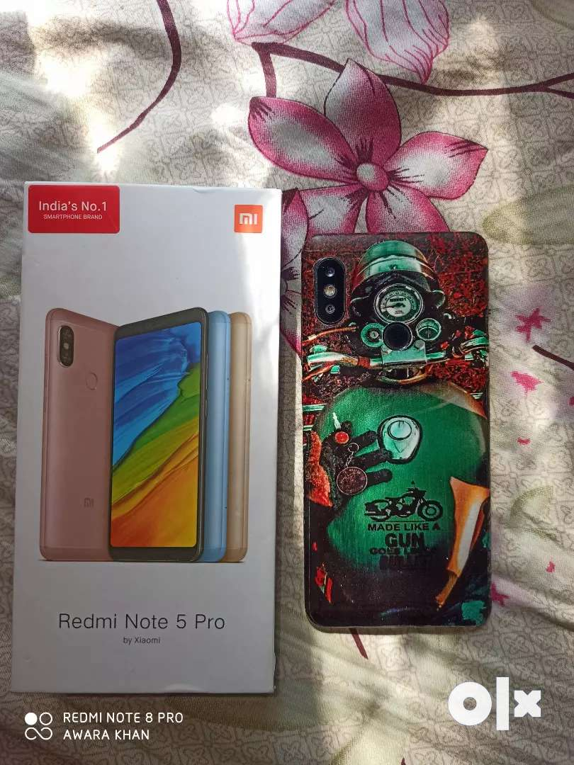 Note 5 Pro 4/64gb brand new condition with one year warranty left 0
