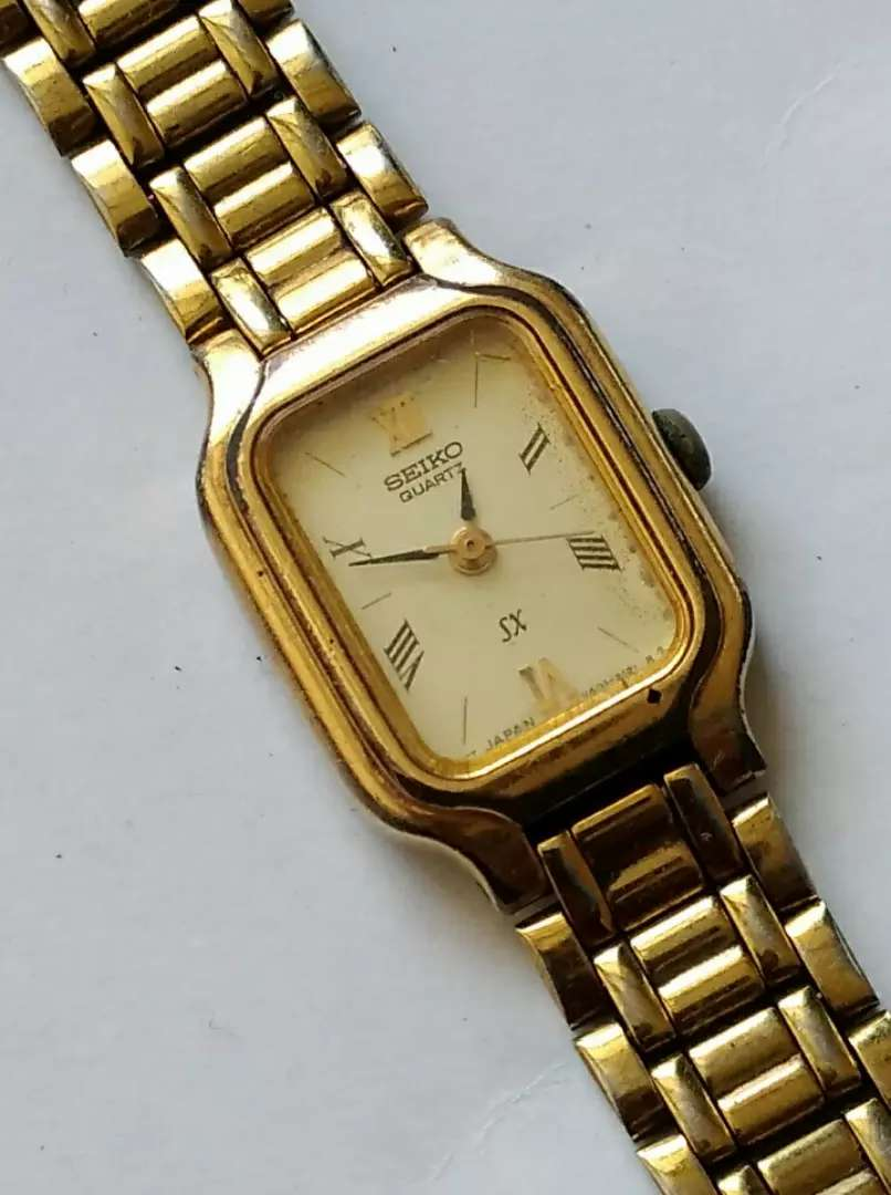jam tangan seiko original / jam seiko