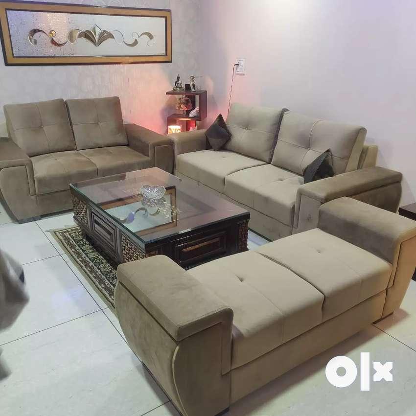 7 Seater Sofa Set 0