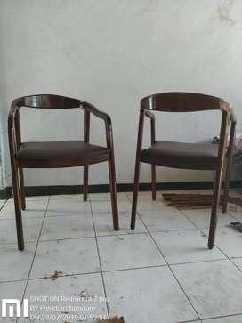 Kursi chair kursi duduk chair jati