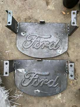 Ford stamp foot step for willys