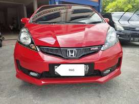 Honda jazz RS Manual Tahun 2013 km 13ribuan original
