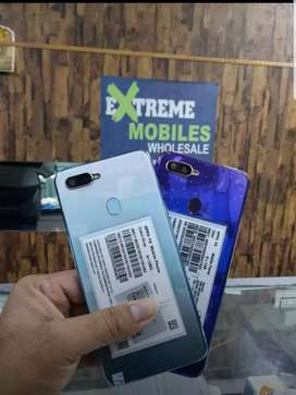 Oppo F9 pro 6GB RAM BRAND NEW STOCK ALL COLORS AVAILABLE