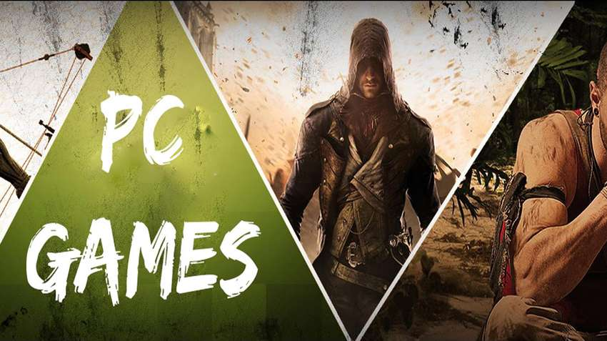 NEW and OLD Computer Games - PC Games 0