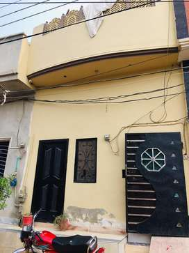 house for sale government colony qadus town okara
