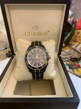 Charios swess hand made watch i need urgent money