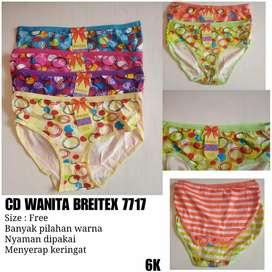 CD WANITA BREITEX 7717