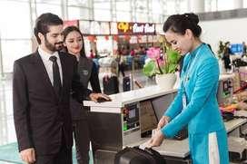 Airport Jobs in Guwahati International Airport