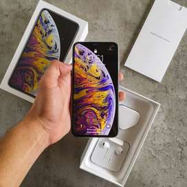 IPHONE XS MAX 64GB camera dual 12MP+12MP dan camera depan 7MP