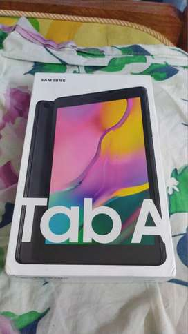 Samsung Tab A8 - 4g+WiFi - full box - unused - 6 days replacement