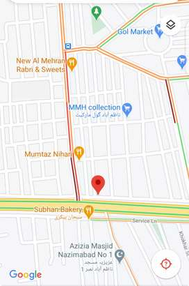 Shop for Sale Nazimabad