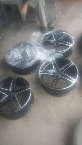 Honda civic tyr rim like new only 4mth use...