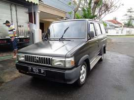 Bisa Nego Toyota Kijang Grand Extra KF52 Long tahun 1996 Bensin