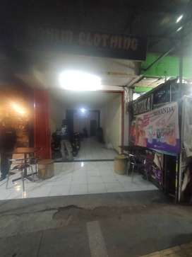 Ruko 1 lantai mainroad dekat M square apartement Cibaduyut