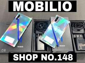 Samsung galaxy Note 10 (Aura glow) (8/256)