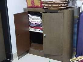 Wooden cabinet 3ft × 3ft