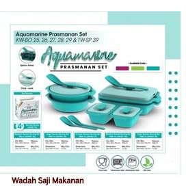 Aquamarine Prasmanan Set KWBO