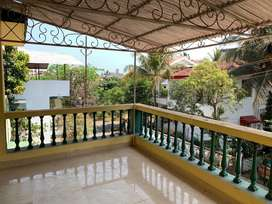 1bhk apartment in dona paula for ladies or couple