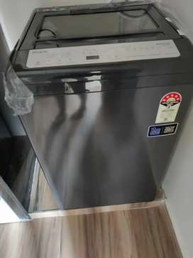 New whirlpool washing machine under warranty sale