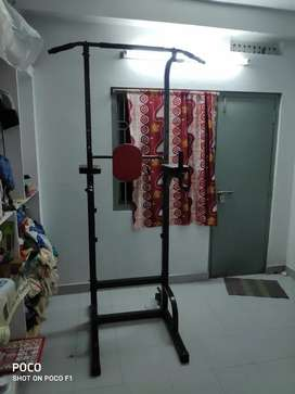 Free Standing Pull up Bar,Parallel Bar,Dips Stationand Push up Bar