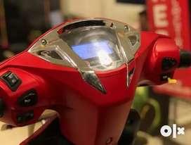 Hero Electric Optima HS500 ER Lithium 100km range
