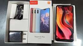 Redmi 6 pro 4Gb, 64 Gb for sale