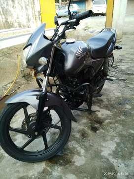 Honda Shine in excellent condition