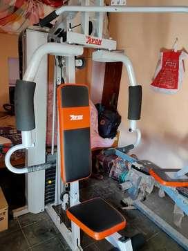 All rounder gym machine.price=42335