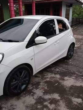 Jual Honda Brio E Satya i-vtec 2014